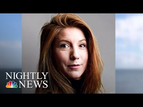 Danish Police Searching For Missing Journalist Find Headless Torso | NBC Nightly News