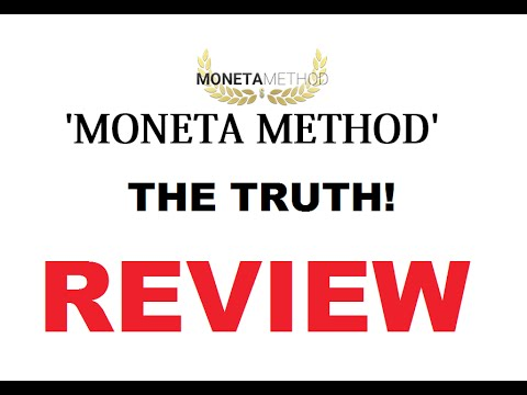 Moneta Method Review
