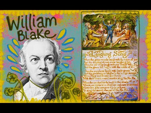 William Blake - Songs of Innocence - Laughing Song