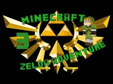 Minecraft zelda adventure