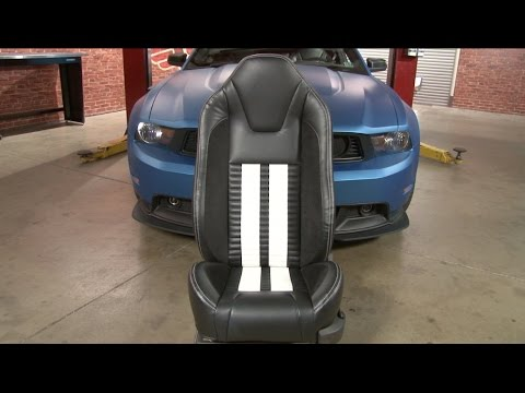 Mustang Tmi Sport R500 Upholstery And Foam 2005 2012 Installation