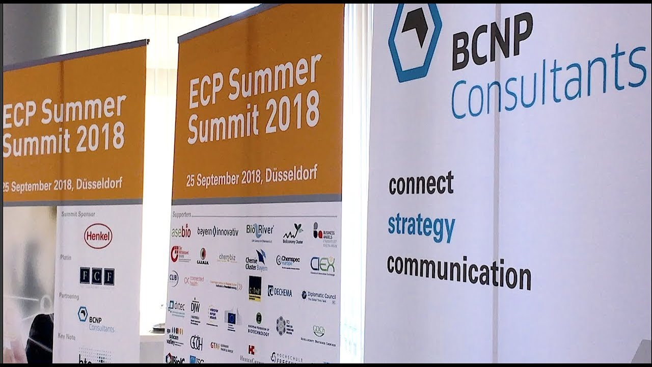 ECP Gallery - 4th European Chemistry Partnering