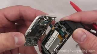 Inside the Samsung Galaxy Gear Smart Watch. Tear Down, Fix, and Repair.
