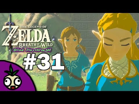 Fairy Fountain | Ankford Plays: The Legend Of Zelda: Breath Of The Wild Blind | Part 31