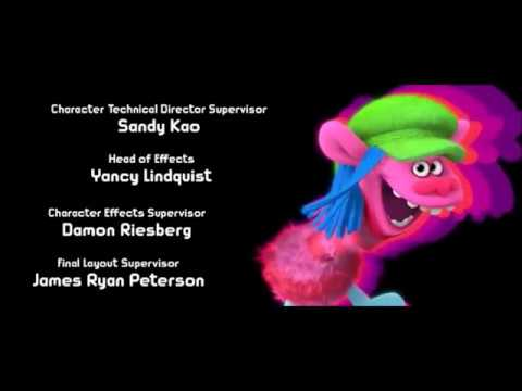 Trolls - September - End Credits Song