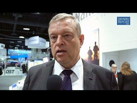 Nammo's Brandtzæg on Proximity Fuze Ammunition, Corporate Growth, Strategic Investment