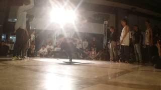 RAIN CITY BATTLE VOL.4 Crew battle Final  To be real KGB