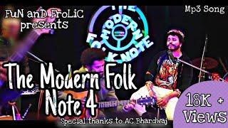 THE MODERN FOLK NOTE-4 | A.C. BHARDWAJ | SHASHI BHUSHAN NEGI | RAM CHAUHAN | FuN anD FroLiC |