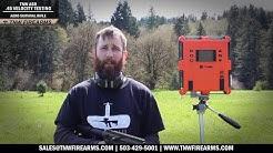 .45ACP Velocity Testing Using the Labradar - Aero Survival Rifle