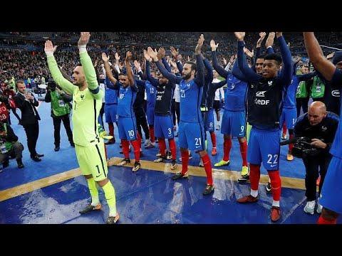بالصور ..فرنسا والبرتغال إلى مونديال روسيا 2018  - 07:20-2017 / 10 / 11