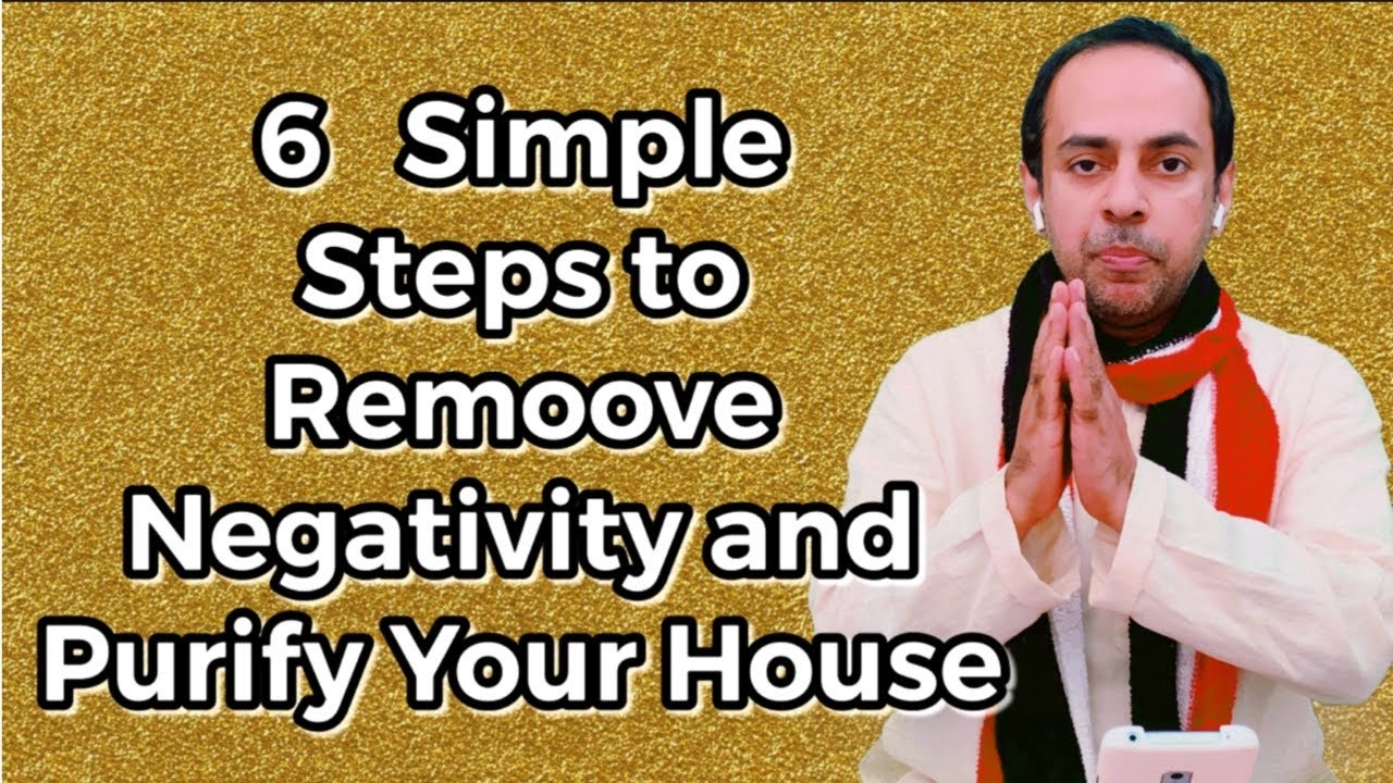 Download 6   Simple  Steps to  Remoove  Negativity and  Purify Your House // Mario Joseph