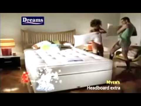 Dreams Bed Sale Advert Youtube