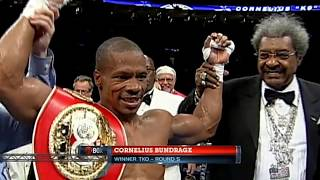 World Champion K9 Bundrage defends Title against Cory Spinks | FULL FIGHT
