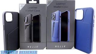 Mujjo Full Leather Wallet Case…