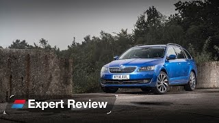 2014 Skoda Octavia estate car review