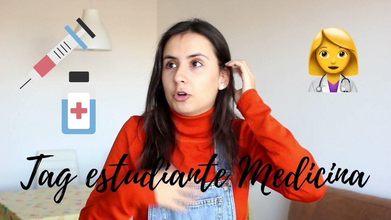 TAG del ESTUDIANTE de MEDICINA || Ana Blanca - YouTube