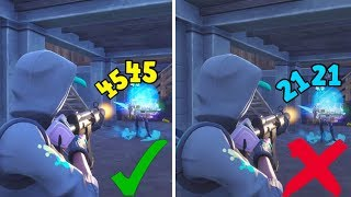 Best Way To Practice Your Aim On Fortnite!