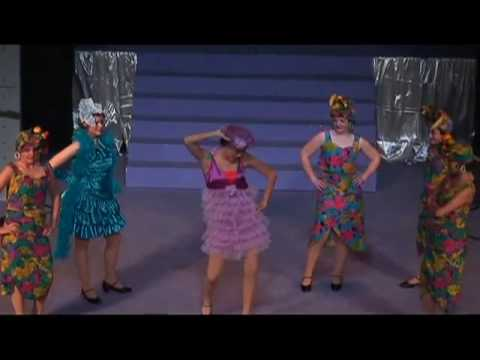 Bugsy Malone   Tellulah   Bangles   Blousy Brown and Bugsy Malone