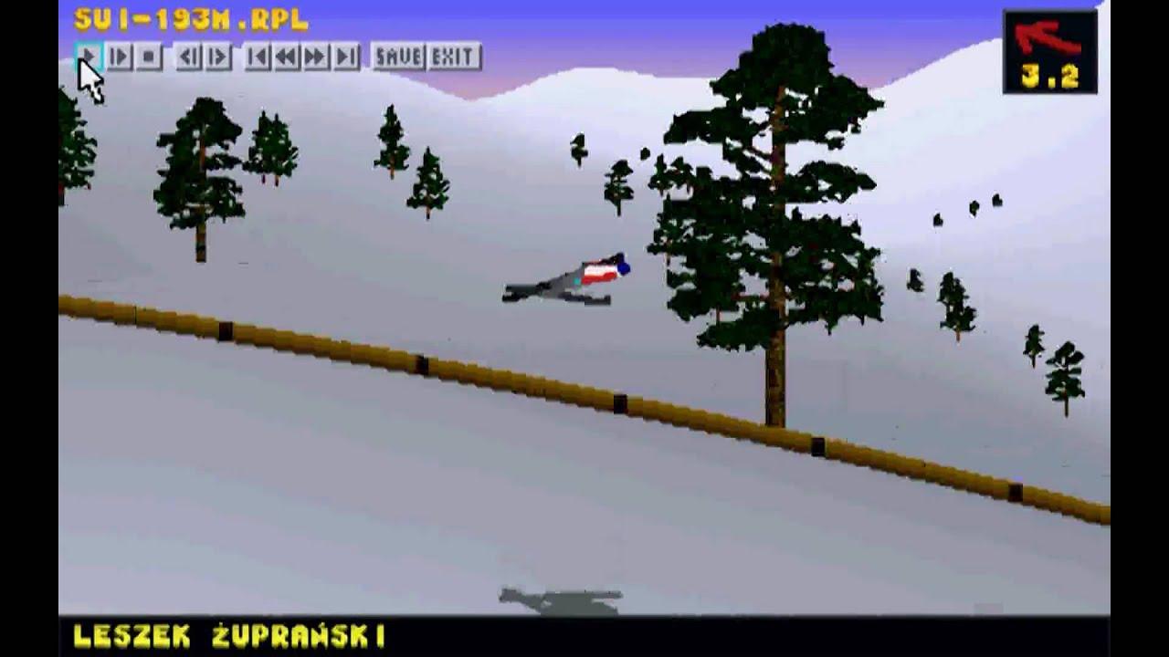 Deluxe ski jump 2. 1 pełna wersja za darmo |.