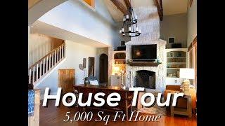 5,000 Sq Ft House Tour!