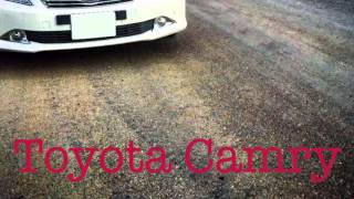 Nissan Altima vs Kia Optima Vs Toyota Camry