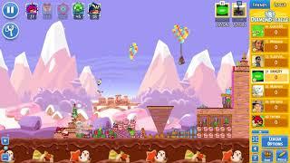 Angry Birds Friends Tournament 292-A Level 3 POWER UP Walkthrough