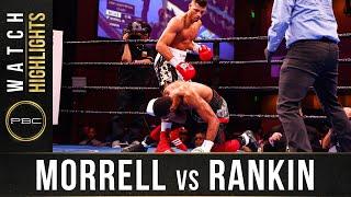 Morrell Jr vs Rankin Highlights: November 2, 2019 - PBC on FS1
