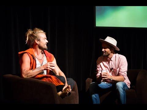 Conscious Club Xavier Rudd & Gary Gorrow