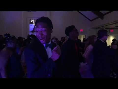 Kalamazoo Central High School students shine at prom 2019 with Great Gatsby theme
