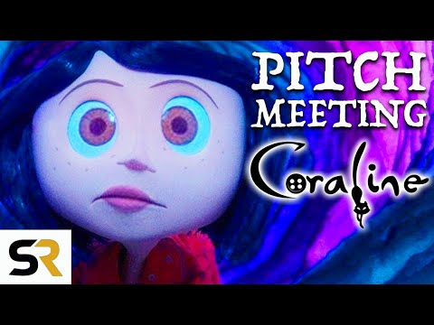 Coraline Pitch Meeting