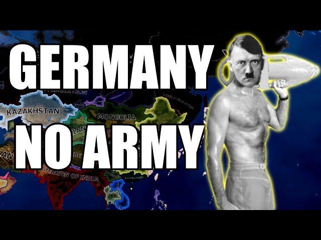 No Army Germany