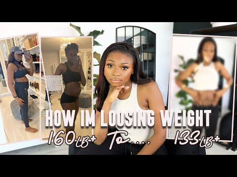 How I LOST 25lbs…HONEST body & weight loss update post pregnancy
