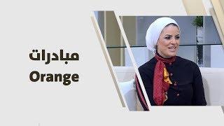 نور المجالي - Orange الأردن والتعليم الإلكتروني