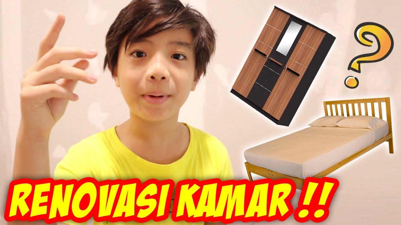 UBAH KANTOR JADI KAMAR TIDUR CHIARA XAVIER !! Part 1 | Vlog & Drama Lucu | CnX Adventurers
