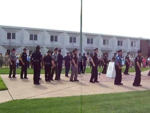 128th basic class graduation from the west virginia state police academy