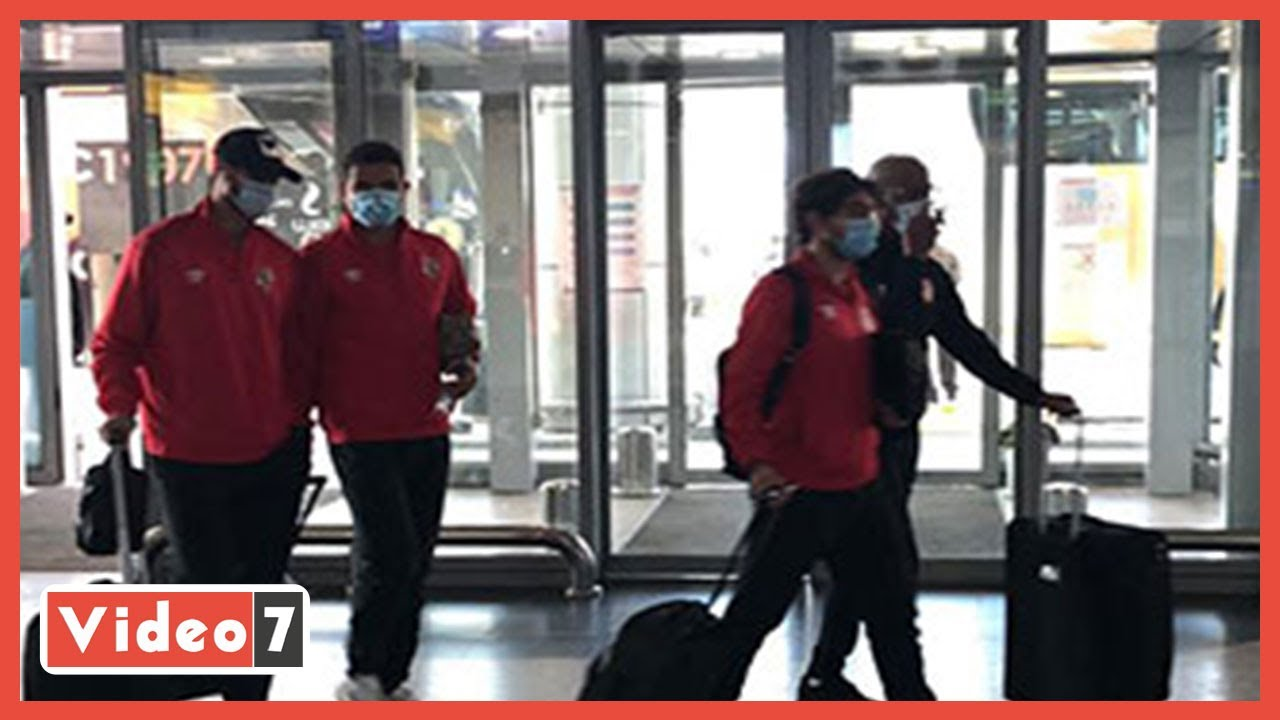 بعثة الأهلى تصل مطار القاهرة استعدادا للسفر لمواجهة سيمبا بدورى الأبطال  - 16:59-2021 / 2 / 19