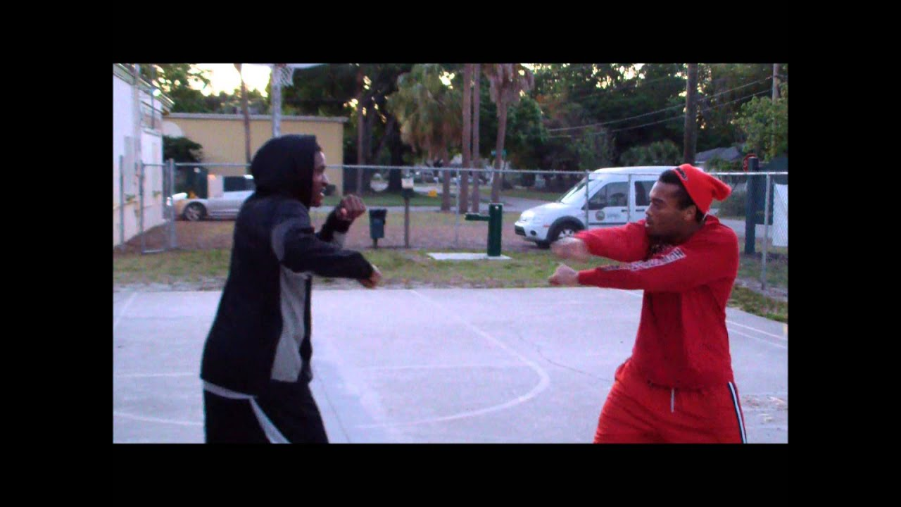 Hood Fight Gone Wrong