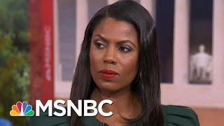 Omarosa Manigault: We Knew Of Michael Cohen Hush Money Payment   Hardball   MSNBC