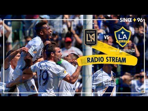 60ed91ee9 LA Galaxy vs Los Angeles FC | Radio Live Stream - YouTube