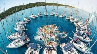 Путешествия и отдых на яхте