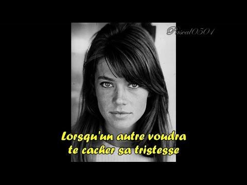 L'amitié   Françoise Hardy +lyrics HD