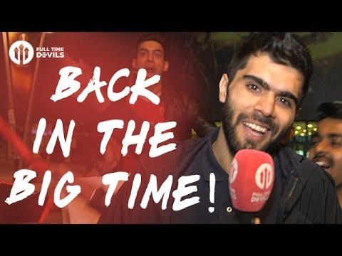 FULL TIME DEVILS   Back In The Big Time!   Ajax 0-2 Manchester United   REVIEW