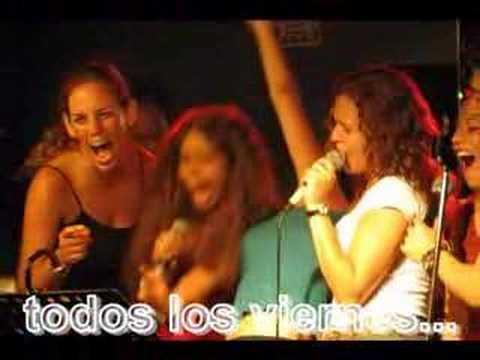 Karaoke Tropicana. Miraflores, Lima