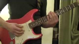 Bang Camaro Push Push Lady Lightning Guitar Gh2 Cover