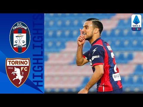 Crotone Torino Goals And Highlights