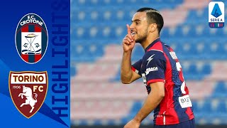 Crotone 4-2 Torino | Nwankwo Brace Sees Crotone Back To Winning Ways! | Serie A TIM