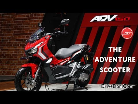 Honda X ADV 150 - Upcoming Scooters In India 2020