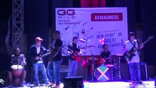 Buldozer Band - Bebas Iwa K & Ska Gemu Fa Mi Re, Live