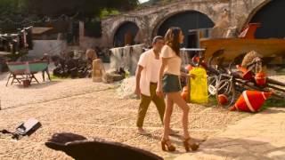 Tini, el gran cambio de Violetta - Behind The Scenes
