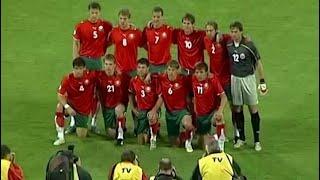 Футбол Болгарский урок для сборной